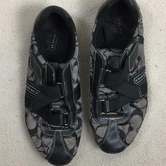 Coach Shoes - Coach Kyla Tennis Shoe 8.5
